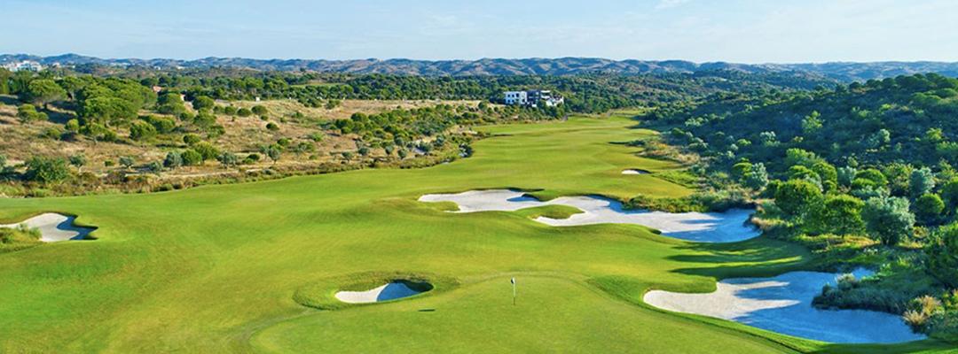 Monte Rei, Portugal, Golf Course