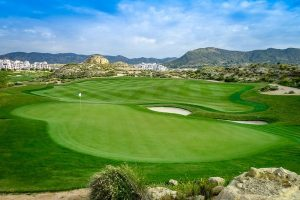 Mar Menor Golf Resort course